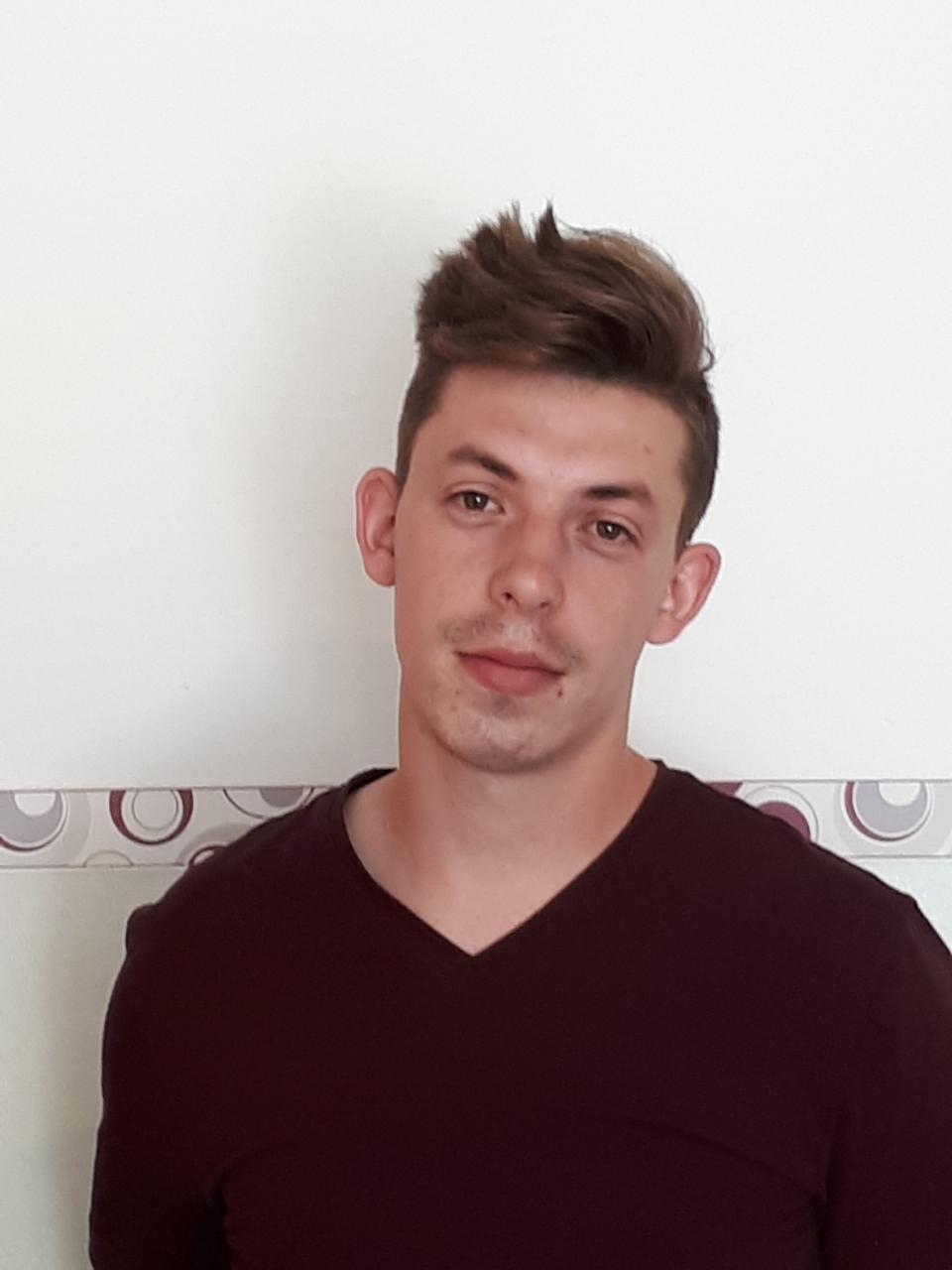 Kanyó Hunor András gépjárművezető